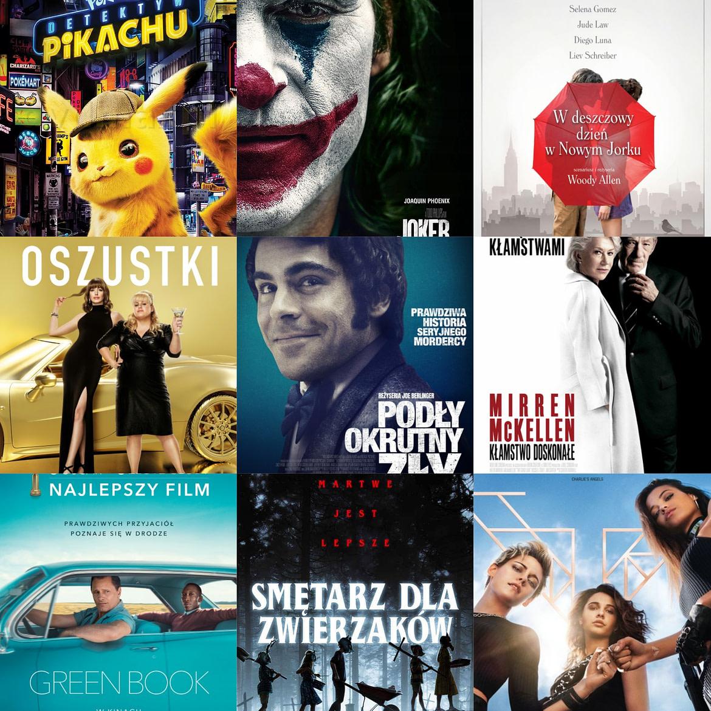 Najlepsze filmy 2019 - ranking top 10