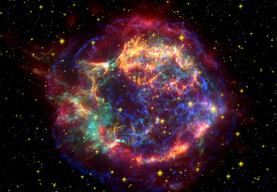 Czy jesteśmy pyłem martwych gwiazd?
