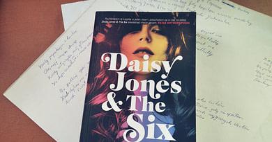 Daisy Jones & the Six - recenzja książki