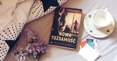 Nowa Tożsamość - recenzja książki Eweliny Dobosz